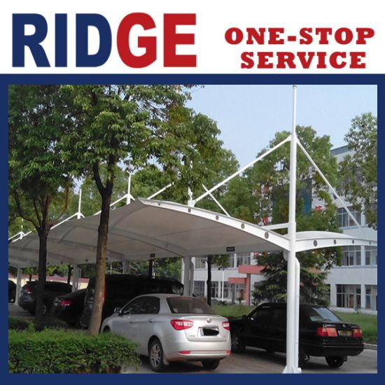 China Philippine Steel H Beam Pipe Frame Structure Car Parking Canopy Shed Roof Design Steel Building Garage China Prefab House Prefabricated Building