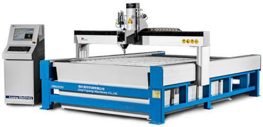 Srw2030 Waterjet Glass Cutting Machine/Glass Cutting Machinery /Glass Waterjet Machinery