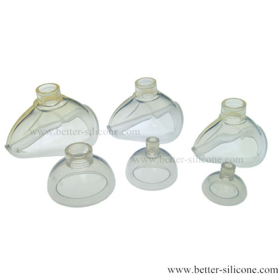 Manual Resuscitator Silicon Mask pictures & photos