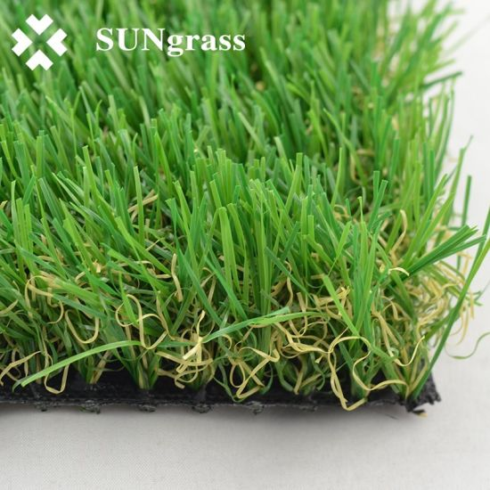 Eco-Friendly Landscape Plastic Artificial Grass/Synthetic Lawn
