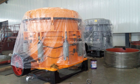 HP Series Multi Cylinder Hydraulic Cone Crusher pictures & photos