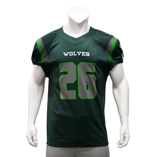 High Quality Wholesale Sports Wear Football Shirt Rugby Practice Jersey Custom Rugby Uniform Jersey