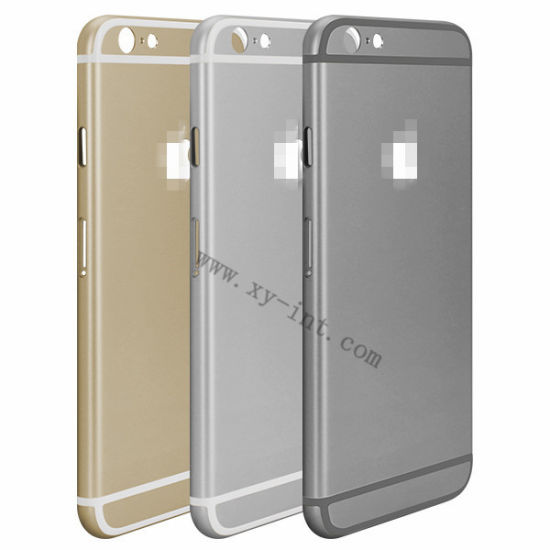 Wholesale Hard Back Housing Case for iPhone 6 Cover pictures & photos
