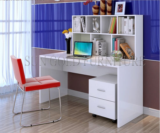 Modern Exclusive Computer Desk With Sliding Keyboard Laptop Table  (SZ CDT042)