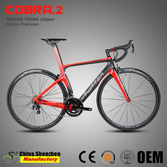 Aero Design 105groupset 22 Speed Complety Full Carbon Road Bike