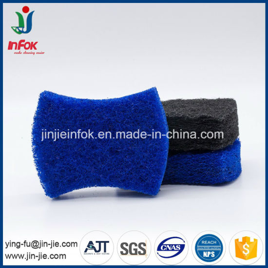 (YF-SC12) High Quality Dish Washing Scouring Pads pictures & photos