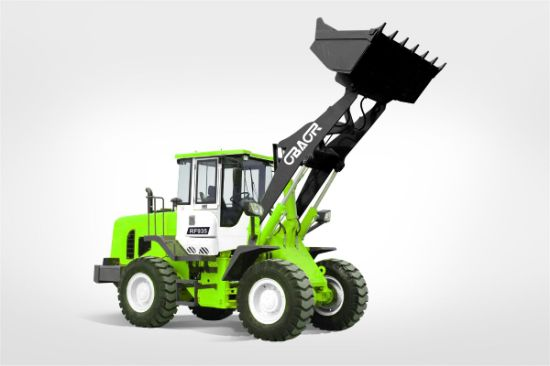 Obaor Brand 3 Ton Wheel Loader RF935 with Weichai Engine From Ensign Company pictures & photos