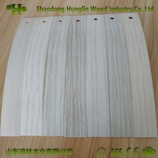 Woodgrain Of Pvc Abs Edge Banding For Kitchen Cabinet Protector