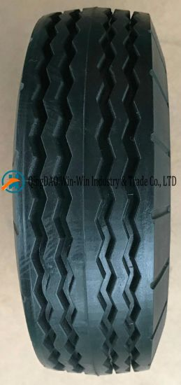 Flat-Free PU Wheel Used on Castor Wheel (2.80/2.50-4) pictures & photos