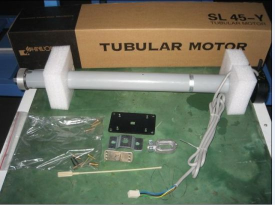 Roller Shutter Door Motor/Tube Motor pictures & photos