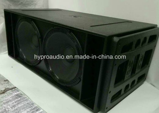 RS18 Dual 18 Inch Line Array Speaker, Sound Box