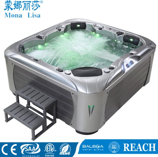 2017 Factory Direct Balboa Controlled Hot SPA Bath pictures & photos