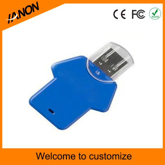 Magic Cube USB Flash Drive 2.0 USB Stick with Mixed Colors pictures & photos