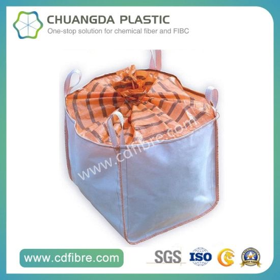 Water Proof Jumbo Container Ton Big PP Woven Bag