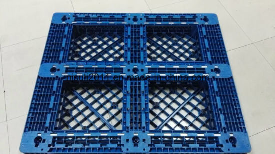 Hot Selling Standard Size Durable Plastic Pallet for Industrial pictures & photos