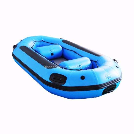 Inflatable Boat with Outboard Motor/Roll up Motorboat Boat Sport Boat