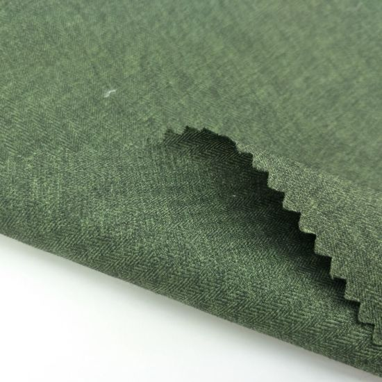 Stretch Cationic Polyester Fabric for Windcoat