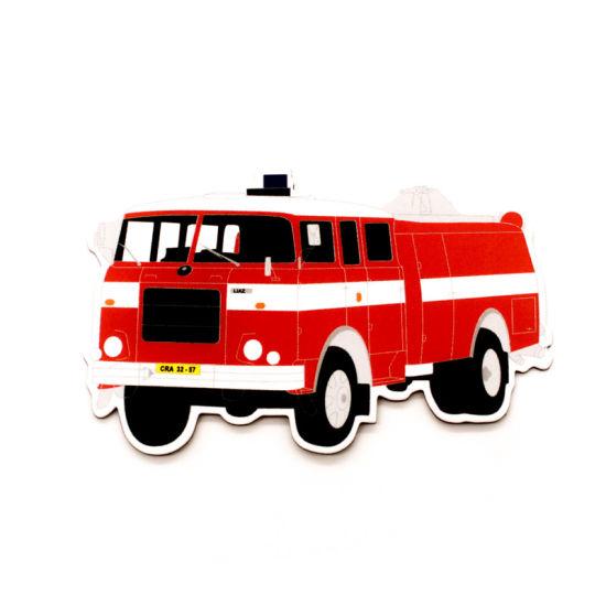 Custom Car Shape Souvenir Promotion Fridge Magnet Sticker Gift Rubber