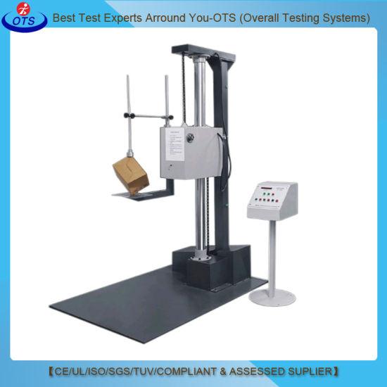 Automatic Single Column Corrugated Boxes Drop Testing Equipment