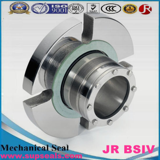 China Cartridge Mechanical Seal Single Bellows Shaft Seal