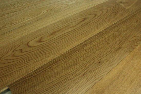 China Ab Grade Long Plank Oak Engineered Classic Parquet Wood