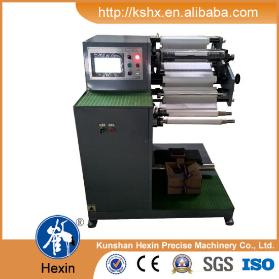 Double-Sided Adhesive Tape Slitting and Rewinding Machine pictures & photos
