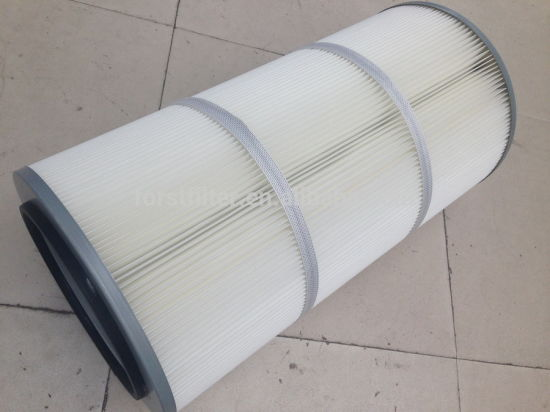 Spun Bonded Polyester Air Filter Cartridge pictures & photos