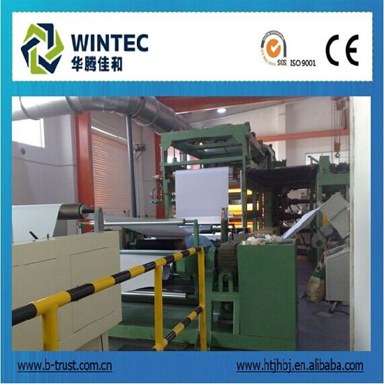 PVC Sheet Five Roller Calendering Production Line