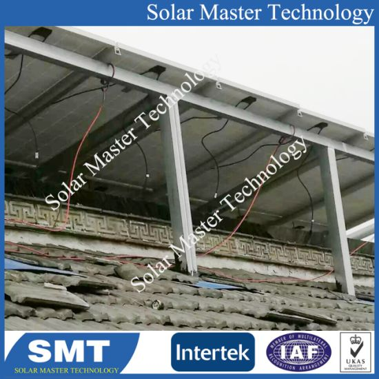 All Aluminum Mounting Rail/Solar Panel Installation Kit/Solar Mounting/Solar Bracket Systems pictures & photos