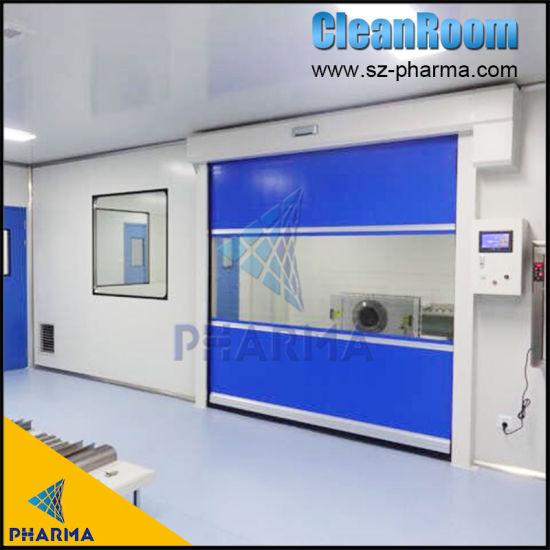 Custom Modular Design Low Humidity Dry Clean Workshop