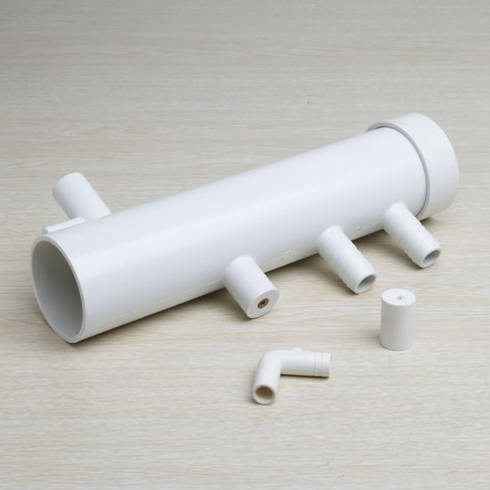 Plastic Pipe in ASTM Schedule 40 & Schedule 80 UPVC Pipe pictures & photos