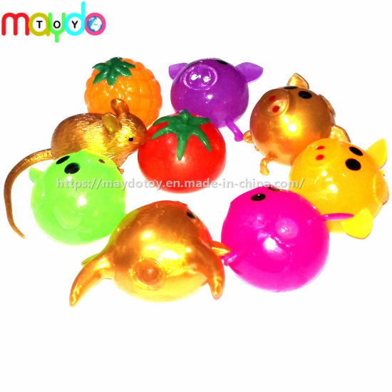 Novelty Squishy Venting Toys Splat Ball   pictures & photos