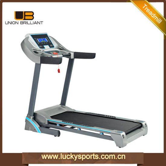 Domestic Fitness Equipment Motorized Electric Home Treadmill pictures & photos