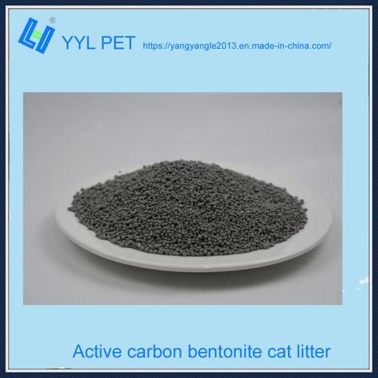 Super Odor Control Bentonite Cat Litter (YYLB02)
