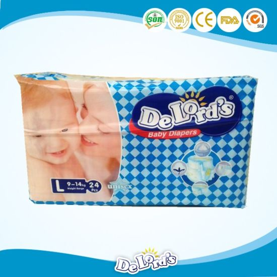 Pakistan Diaposable Cheap Magic Tape Baby Diaper pictures & photos