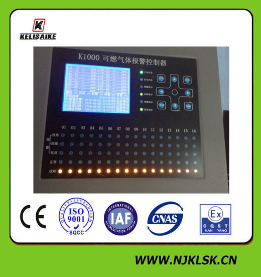 4-20 Ma 3 Wires Connection Gas Detector Controller pictures & photos