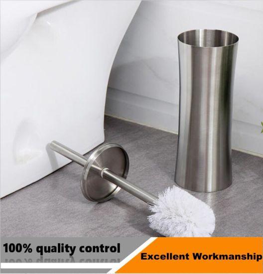 Stainless Steel Bathroom Accessory Ss304 Toilet Brush Holder