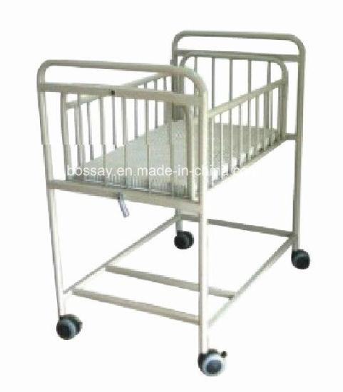 High Hurdle Steel Spray Baby Bed