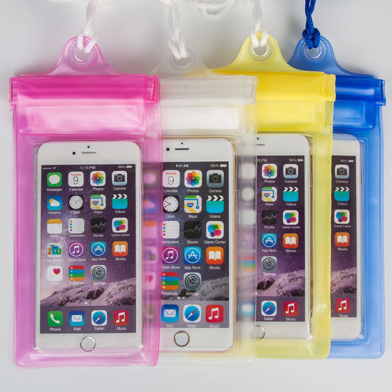 Universal Mobile Phone Waterproof Bag for iPhone Samsung Dry Pouch Bag pictures & photos