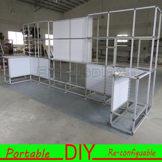 Portable Exhibition Kit : Portable exhibition display kit d warehouse