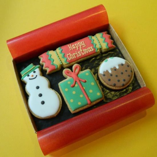 Christmas Gift Packing Box Wholesale pictures & photos