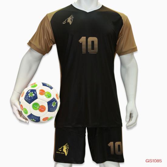 407a4301936 Healong Hot Sale Clothing Gear Sublimation School Boys Soccer Uniform for  Sale pictures & photos