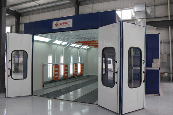 China Infrared Heating System Paint Booth Jzj 9200