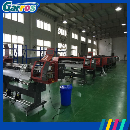 Garros Rt 1.8m and 3.2m Printing PVC and Banners Eco Solvent Printer pictures & photos