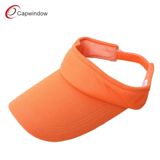 Popular Fashion Simple Lovely Pure Color Tennis Sun Visor /Sun Shade pictures & photos