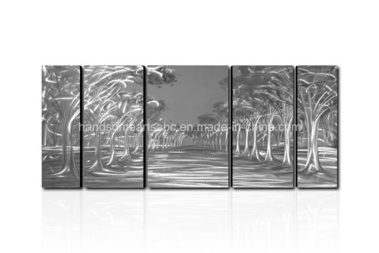 Landscape Metal Wall Art for Home Decor