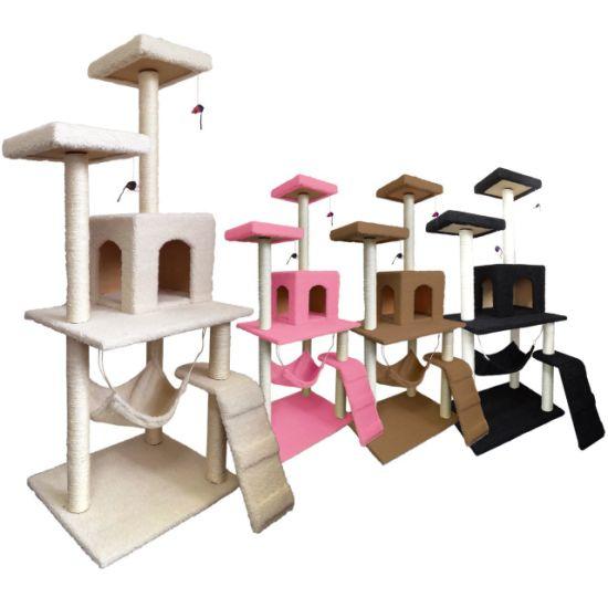 China Pets Cat Climbing Frames Toys Interactive Mascotas Shelves Cat ...