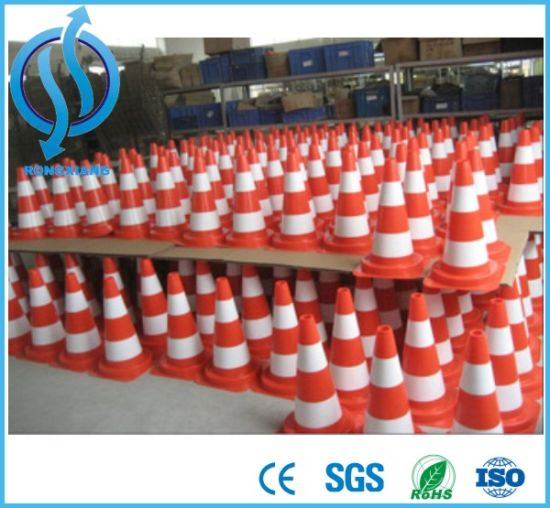 European Colorful PVC Traffic Cone pictures & photos