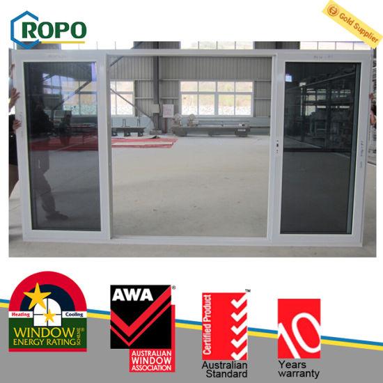 China Upvc Pvc Profile Bathroom Sliding Glass Door China Sliding