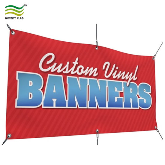 Digital Printed Outdoor Weather Resistant Vinyl Banner (M-NF03F06014) pictures & photos